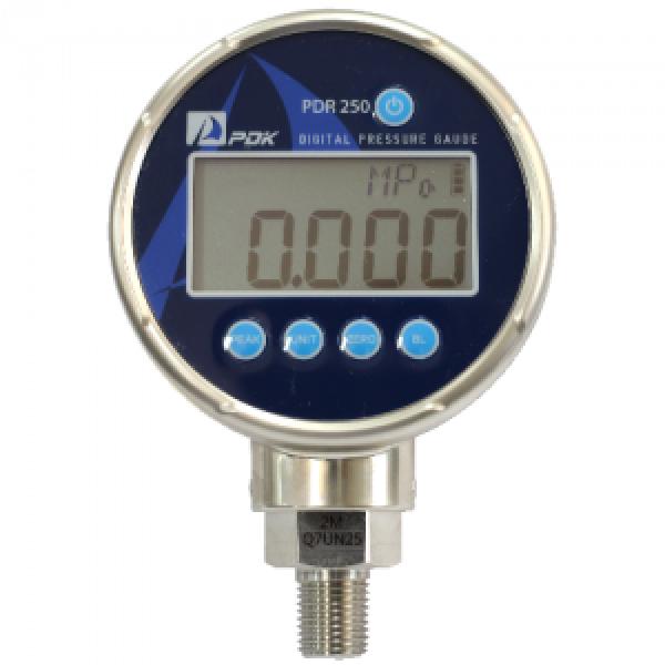PDR250 Digital Pressure Gauge [ 0.25% ]